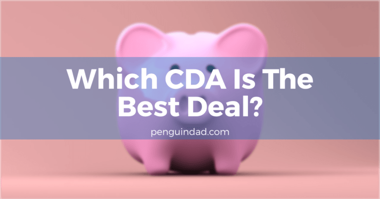Which Bank's CDA Is The Best Deal?