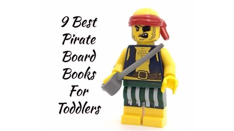 Pirates books for preschool