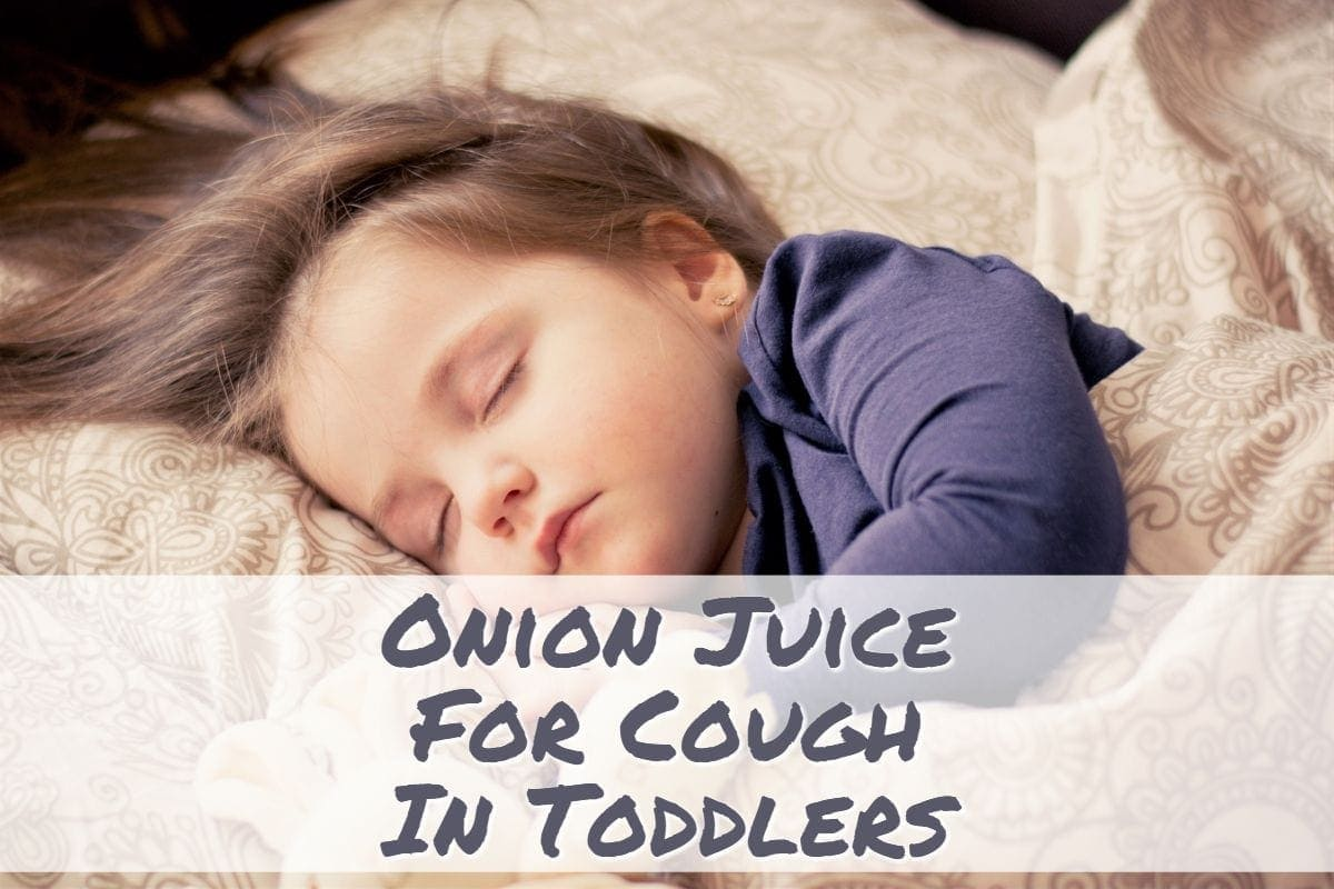 Onion Juice For Cough In Toddlers