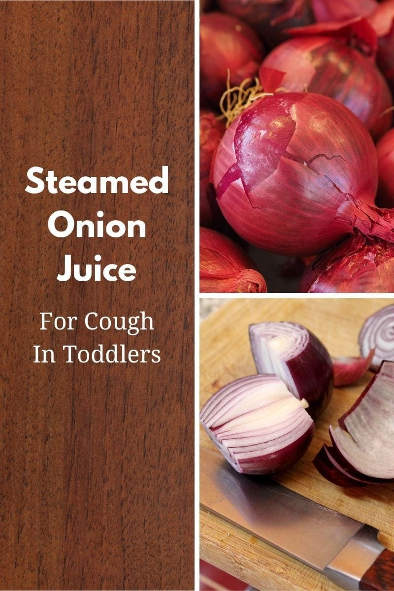 Onion Juice For Cough Toddlers