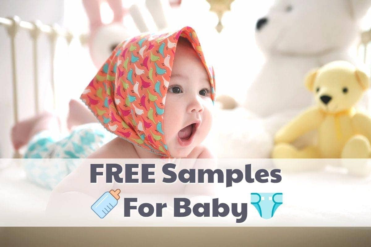 Free Sample] The Ultimate List of Free Diaper and Milk